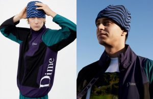 90s-Themed Relaxed Skatewear : Dime Holiday