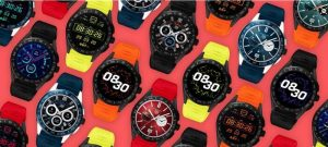 Chromatically Finished Smartwatches : TAG Heuer Connected smartwatches