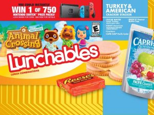 Game-Themed Lunch Kits : lunch kit