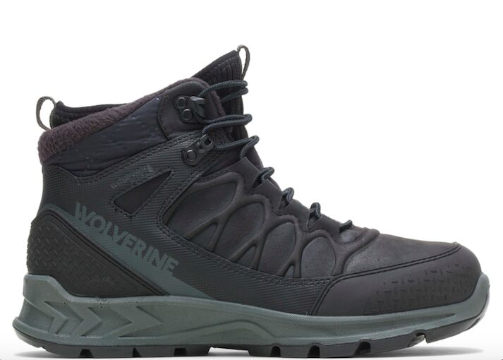 Durable Insulated Hiking Boots : ShiftPlus Polar Boot