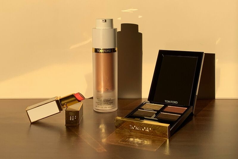 Sun-Inspired Makeup Collections : Tom Ford Beauty's Soleil